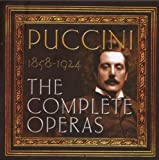 Puccini - Intégrale des opéras (Coffret 20 CD)