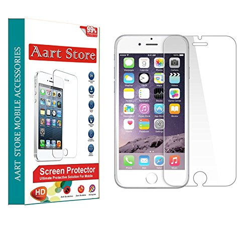 Buy One Get One Free Tempered Glass Screen Protector for Apple iPhone 6Plus (5.5