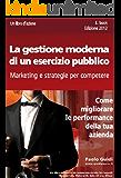 La gestione moderna di un esercizio pubblico: marketing e strategie per competere