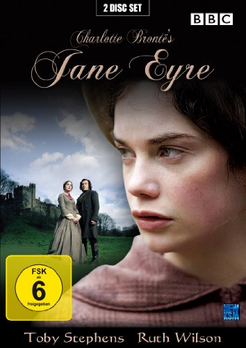 Charlotte Brontë: Jane Eyre (2006) (2 DVDs)