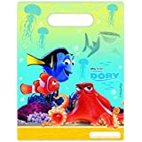 Disney 48399 Finding Dory Decoration Party Bags