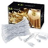 LE 304 LEDs LED Lichterkette Lichtervorhang 8 Modi 3m *