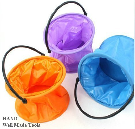 HAND Grand Artiste Pliable Eau Pot/Bucket