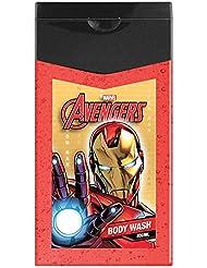 Avengers - Marvel Gel Douche Fluo Motif Iron Man 350 ml