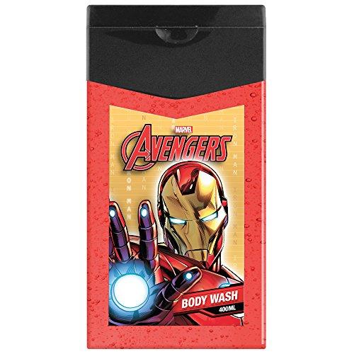 Avengers - Marvel Iron Man Light Up Body Wash, 1er Pack (1 x 1 Stück)