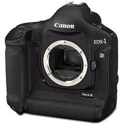 Canon EOS 1D Mark III SLR-Digitalkamera (10,1 MP) Gehäuse