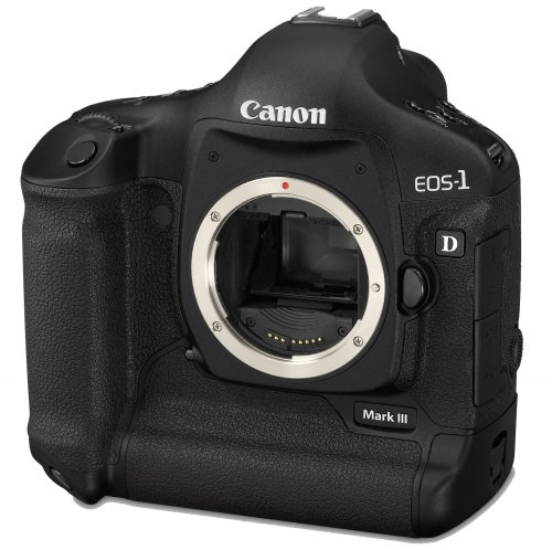Canon EOS 1D Mark III SLR-Digitalkamera (10,1 MP) Gehäuse 10,1 Mp Cmos-sensor