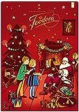 Feodora Adventskalender Santa Claus mit 24 Vollmilch-Hochfein-Täfelchen - 2