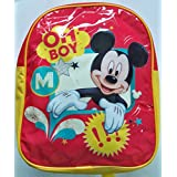 Mickey Mouse - Mochila escolar (DSM-849)