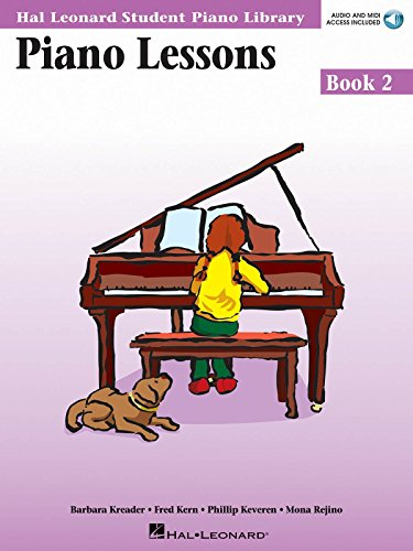 Hal Leonard Library Piano Lessons: Book 2