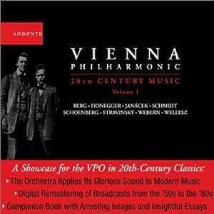 Vienna Philharmonic Orchestra in 20th Century Music, Vol 1