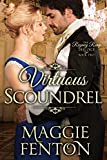 Virtuous Scoundrel (The Regency Romp Trilogy Book 2) by Maggie Fenton front cover