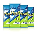 Flash Antibacterial Strong Weave 60 Wipes - Best Reviews Guide