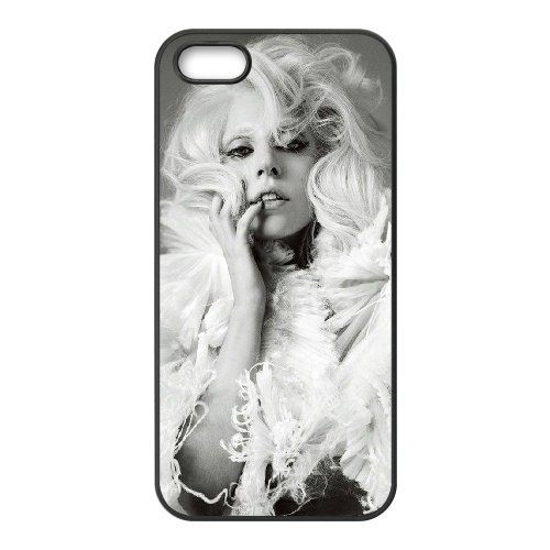 LP-LG Phone Case Of Lady Gaga For iPhone 5,5S [Pattern-6] Pattern-3