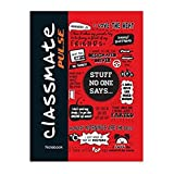 #7: Classmate Pulse Single Line 5-Subject Notebook - 240mm x 180mm, 60GSM, 250 Pages
