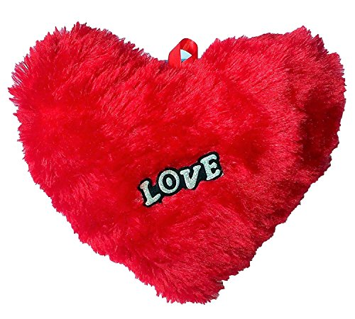 Marchie's microfiber Heart Shape Pillow Single (35x28 CM)  available at amazon for Rs.120