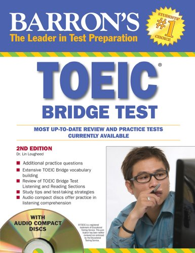 Barron's Toeic Bridge Test: Test of English for International Communication