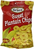 Grace Sweet Plantain Chips 85 g (Pack of 12)