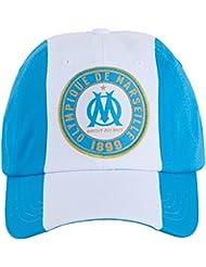 Casquette OM - Collection officielle Olympique de Marseille - Taille enfant garçon