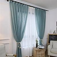 Amazon.it: tende moderne per soggiorno - Tende trasparenti ...