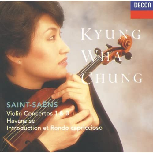 Saint-Saëns: Havanaise, Op.83