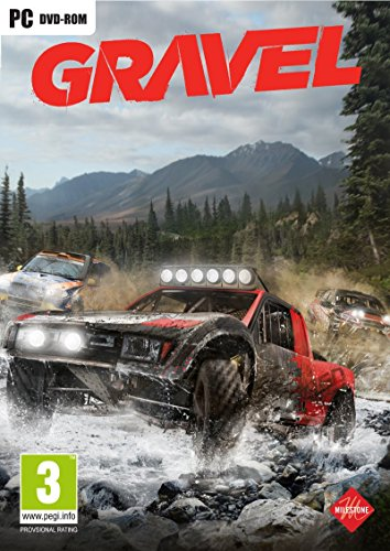 Gravel (PC CD) [Importación inglesa]