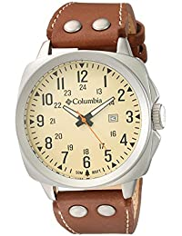 Columbia Ca018-220 - Reloj de aventura, color marrón, talla M