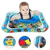 BelleStyle Tappetino per Bambini Gonfiabile Tappetino per Giochi d'Acqua per Bambiniper Bambini Piccoli Centro di attività perBambini