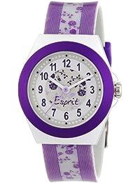 Esprit Mädchen-Armbanduhr rosy Analog Plastik A.ES105314003