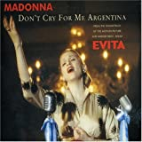 Don't Cry for Me Argentina [CD 1] [CD 1]