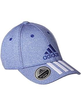 adidas 6P 3S Melan Gorra, Hombre, Azul (Reauni/Blanco/Reauni), M