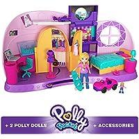 Polly Pocket FRY98 Polly's Go Tiny Playset