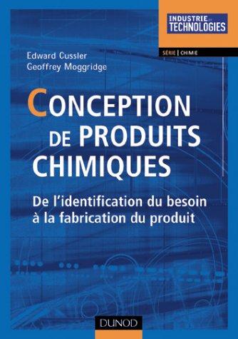 Conception de produits chimiques : De l'identification du besoin à la fabrication du produit