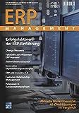 ERP Management 4/2017: Erfolgsfaktoren zur ERP-Einführung