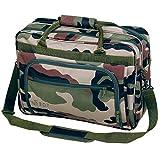 T.O.E. - Sacoche militaire camouflage, porte-documents
