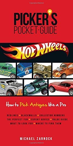 Picker's Pocket Guide - Hot Wheels (Picker's Pocket Guides) by Michael Zarnock (2015-09-25)