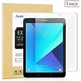 ayotu Galaxy Tab S3/Galaxy Tab S29.7protector de pantalla de cristal, vidrio templado con Crystal Clear para Galaxy Tab S39.7Inch (sm-t820T825) y Galaxy Tab S29.7inch Tablet