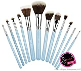 Sigma - Pinselset Mrs. Bunny Blue Essential Kit
