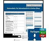 Dokumentenmappe: Datenschutz für Internetauftritt & Online-Shop: Checklisten, Merkblätter und Muster zur Umsetzung von Datenschutz- und Wettbewerbsrecht | Online-Ausgabe