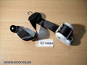 Strap Belt Hintersitz Rear Left Opel-Vauxhall Vectra C Caravan Estate