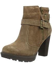 XTI 65197 - botas de caña baja con forro cálido y botines Mujer