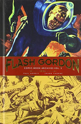 Flash Gordon. Comic-book archives: 2