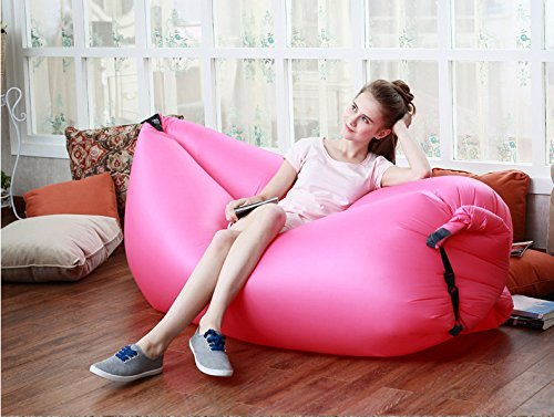 lessangr-gonflable-lounger-canape-sleeping-bag-air-fauteuil-rosa