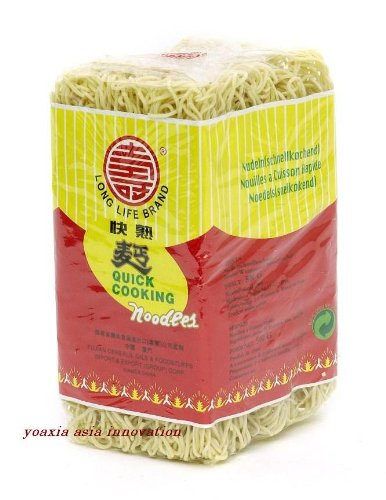 Long Life Quick Cooking Nudeln - Chinesische Nudeln 500g China