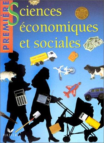Sciences économiques et sociales 1ère