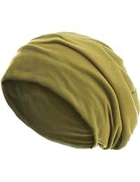 style3 Gorro  Slouch Beanie  de fino tejido de punto transpirable y ligero 604565b97018