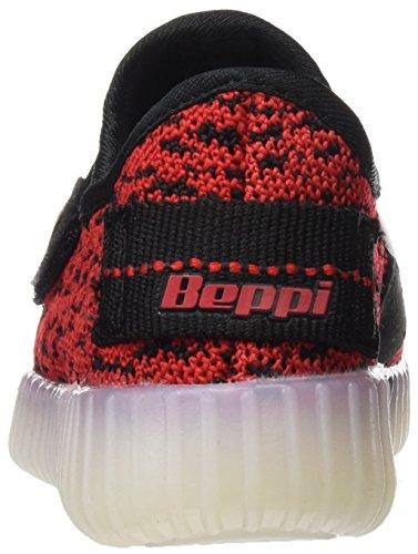 BEPPI Unisex-Kinder Casual 2153512 Turnschuhe Rot