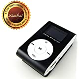 [Sponsored]Lambent Sport MP3 Player With LCD Screen / Mini Clip Multicolor Portable MP3 Music Player With Micro TF / SD Card Slot