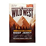 Wild West Honey BBQ Natural Beef Jerky Box of 12 x 25g