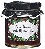 Butler's Grove Plum Preserve with Mulled Wine 3 x 227 g